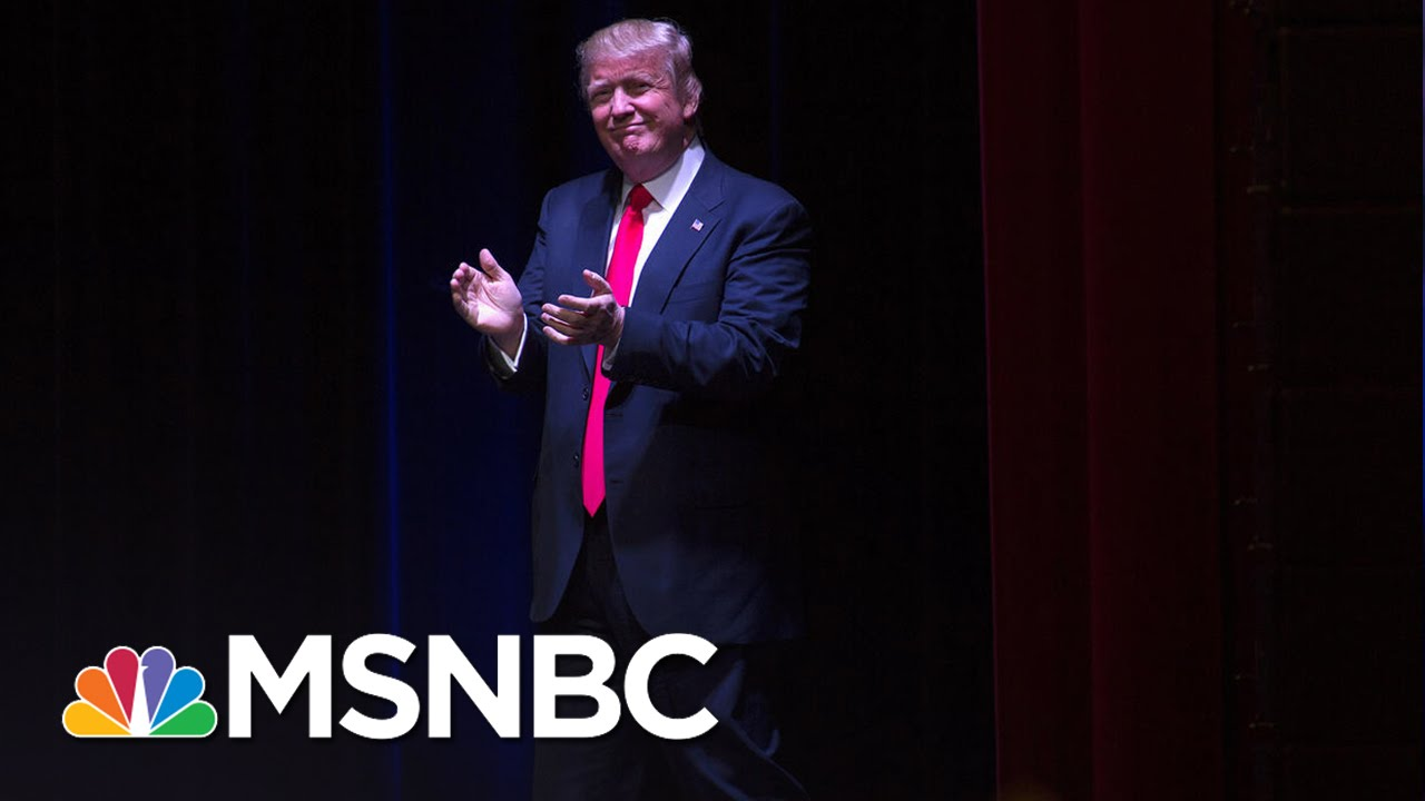 Donald Trump's Campaign To Meet With Congress | MSNBC thumbnail