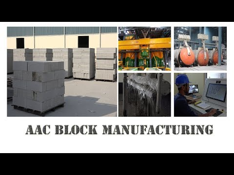 AAC Block - Autoclave Aerated Concrete Block Latest Price