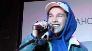 Austin Mahone - Intro + Better With You (Madrid)