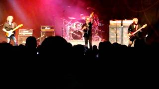 April Wine Performing Drop Your Guns at the PNE August 25th 2009.MPG