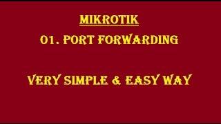 mikrotik port forwarding - Free video search site - Findclip