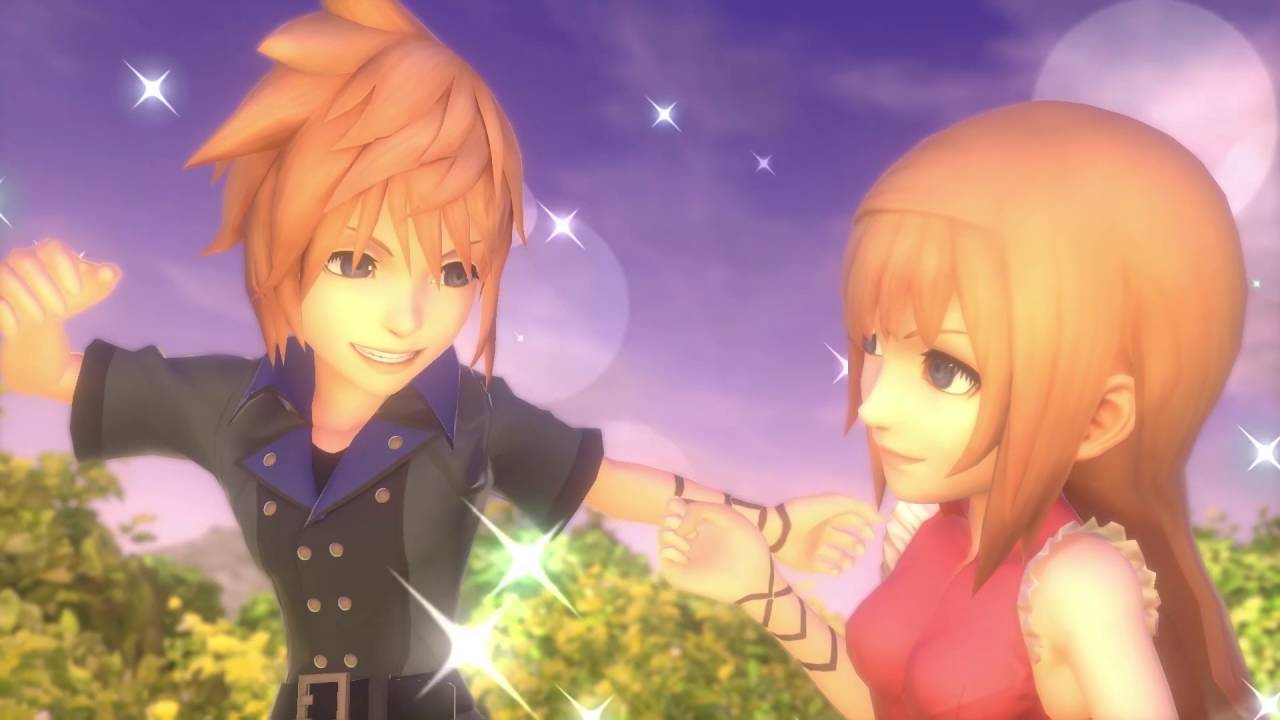 Video WORLD OF FINAL FANTASY [PS4]