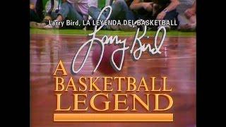 Larry Bird   A Basketball Legend (Subtitulado En Español)