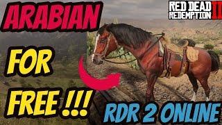 rdr2 white arabian horse online - मुफ्त ऑनलाइन