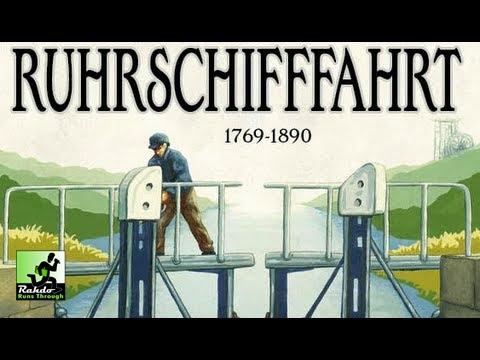 Rahdo Runs Through►►► Ruhrschifffahrt