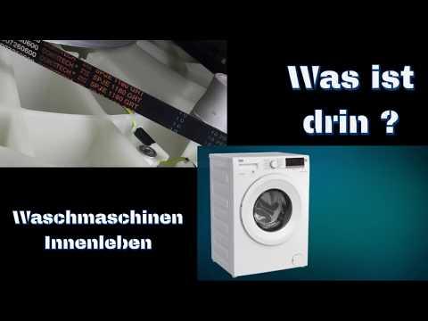 Waschmaschine Beko Teil 2 Aufgeschraubt!
