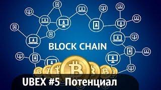 ICO UBEX | Потенциал