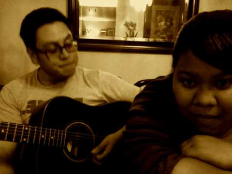 Andrew Garcia and Angie Girl SUNDAY MORNING beatbox acoustic cover :)