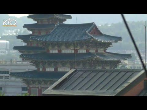 À la découverte de l'Église en Corée (80 min.)