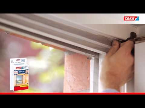 tesa® Insect Stop Malla Mosquitera para ventanas - Protección contra los insectos