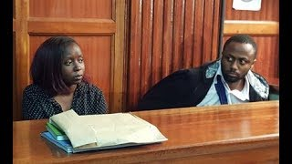 More days behind bars for Maribe and fiancé 'Jowie' - VIDEO
