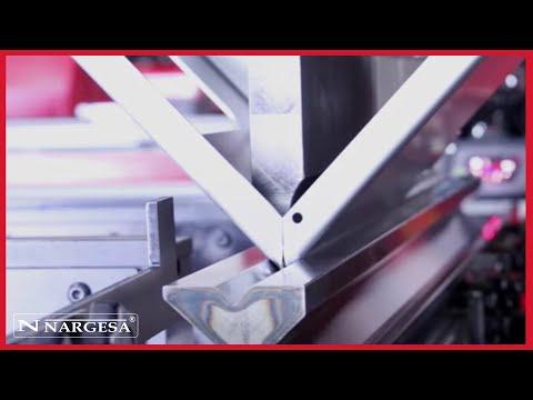 Hydraulic Press Brake MP1500CNC Nargesa