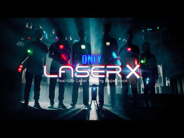 Ігровий Набір Для Лазерних Боїв - Laser X Міні Для Двох Гравців