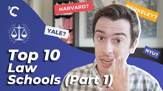 youtube video thumbnail - Top 10 Law Schools in the U.S. (Part I)