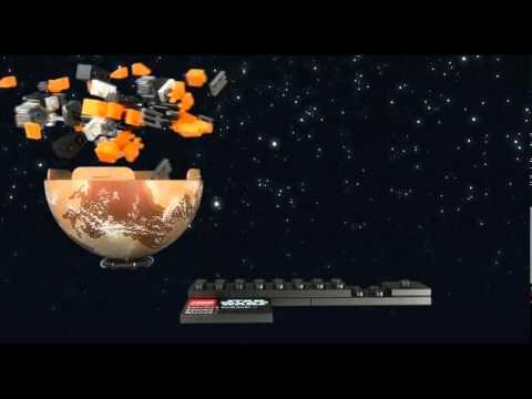 Vidéo LEGO Star Wars 9675 : Sebulba's Podracer & Tatooine