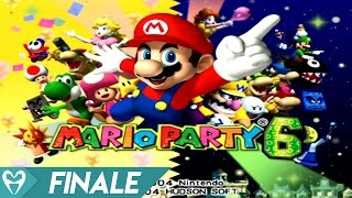 Mario Party 6 - Finale - Heartist Gaming