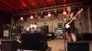 Video Počasí (exNuly) - Popelář (Live Nové Dvory 4.7.2016)