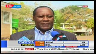 Kitui Governor Julius Malombe disputes poll results