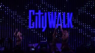 "Danity Kane- ""Rhythm of Love"" CityWalk"