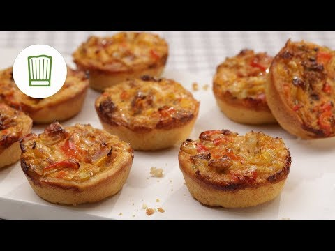 Mini-Party-Quiches | Chefkoch.de