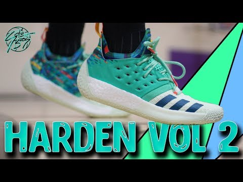 Adidas Harden Vol. 2 Performance Review!