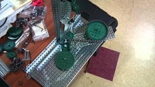 VEX windmill gears bevel gear, chain
