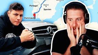 Er bringt mein Auto nach Madeira?   #ungeklickt
