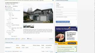 Rental Scam On Whidbey Island