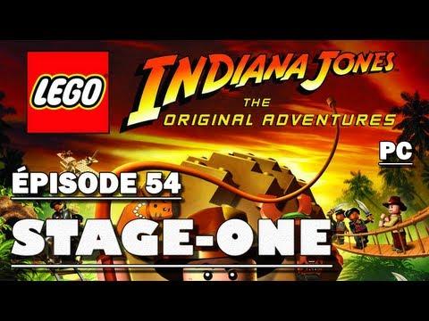Vidéo LEGO Jeux vidéo WIIIJLTO : Lego Indiana Jones: la trilogie originale Wii