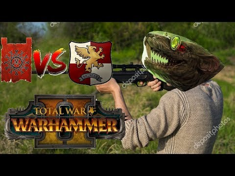 Skaven vs Empire | TODDY & THE RAT HORDE - Total War Warhammer 2