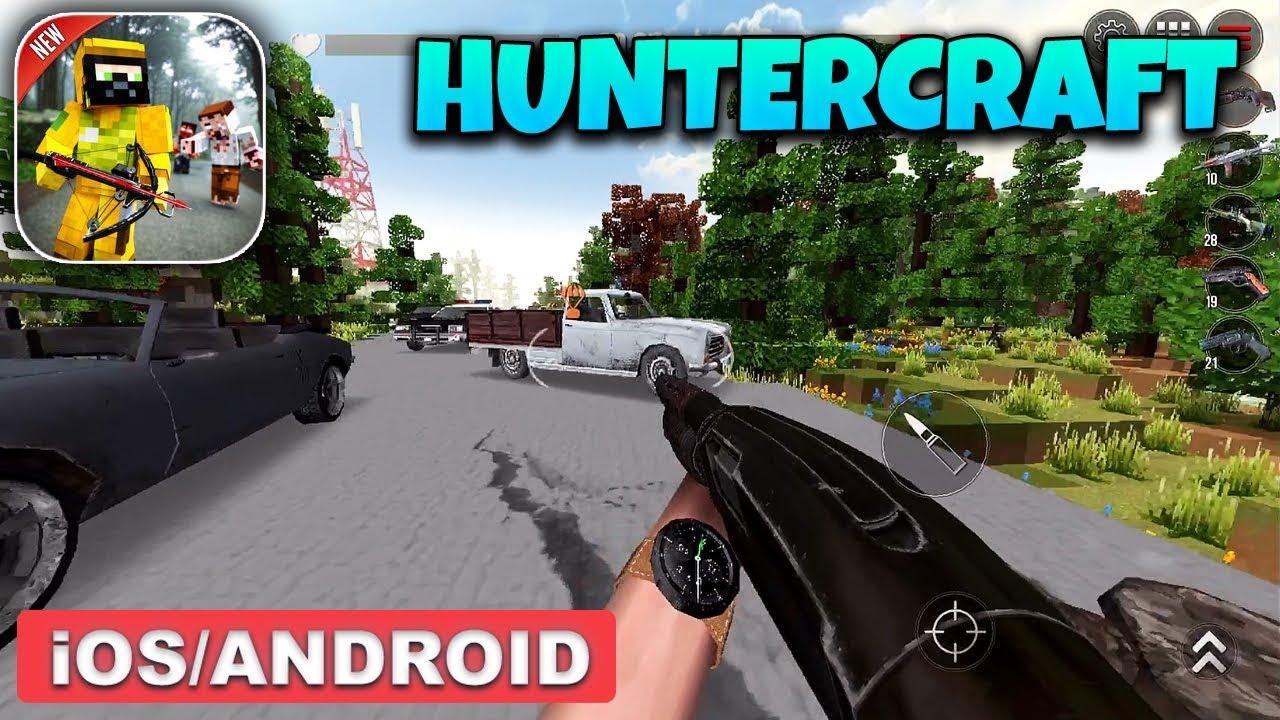Huntercraft на Android и IOS - информация по игре, дата ...