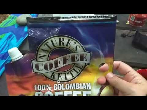 Video of successful coffee