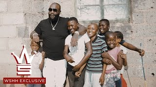 Watch: Rick Ross Visits Botswana and Hands out Money