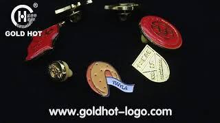 Custom metal  lapel pin made in china