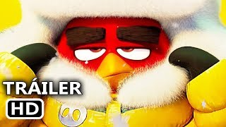ANGRY BIRDS 2 LA PELÍCULA Tráiler Español DOBLADO (2019)