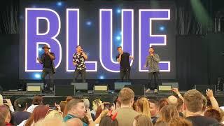 Blue   Too Close   Slessor Gardens   22 June 2018
