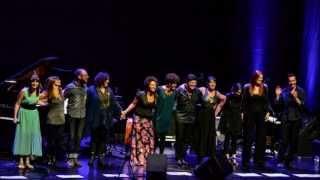 "Cati Freitas ""Borderline"" - Tributo a Joni Mitchell no Misty Fest 2013."