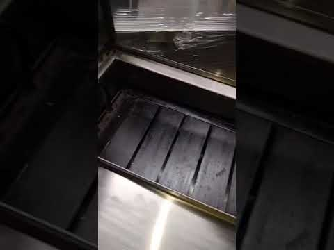 Charcoal Shawarma Machine