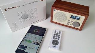 INSTABOX i50 Multifunctional Bluetooth Speaker