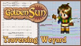 "New Arrangement: ""Traversing Weyard"" from Golden Sun: The Lost Age (2002)"