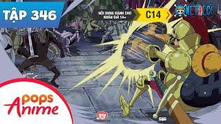 One Piece Tập 346 - Kiếm Khách Thần Bí Xuất Hiện! Mũ Rơm Mất Tích! - Đảo Hải Tặc