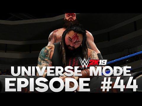 WWE 2K19 | Universe Mode - 'THE END OF BRAY WYATT?!' | #44