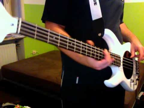 The Reason (Hoobastank) BASS COVER Mp3