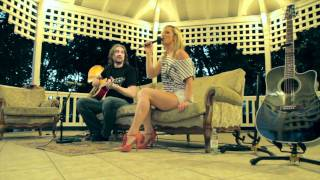 Kings Of Leon - Sex On Fire (acoustic cover by Tijana & Branko)LIVE!