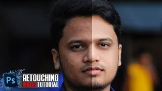 Photoshop CC Tutorial : Easy!! Smooth Skin and Remove Blemishes & Scars