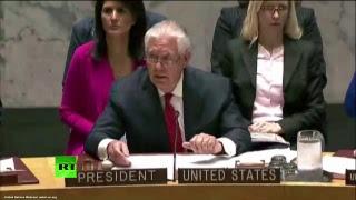 Заседание Совбеза ООН по КНДР