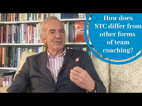 How does Systemic Team Coaching differ from other forms of team ...