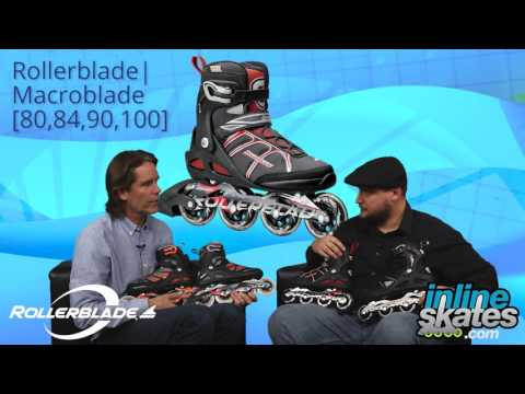 Video: 2016 Rollerblade Macroblade Series Mens Inline Skate Overview by InlineSkatesDotCom