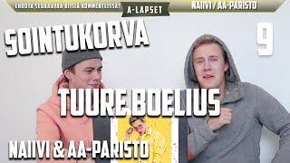 SOINTUKORVA  Tuure Boelius   NAIIVI & AA PARISTO