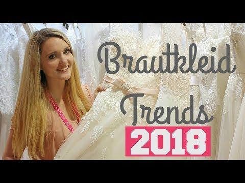 Brautkleider 2018 TRENDS | Vintage & Spitzenkleider | Interbride 2017